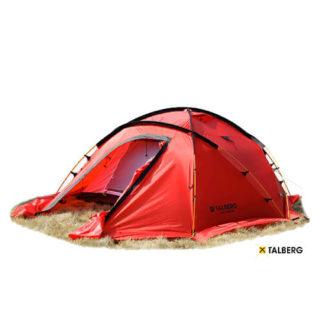 Палатка Talberg Peak PRO 3 красная