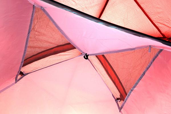 SPACE PRO 2 RED Talberg сетка под потолком