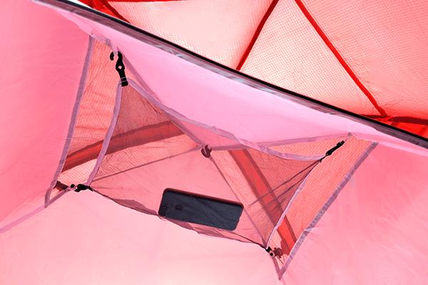 Палатка SPACE PRO 3 сетка