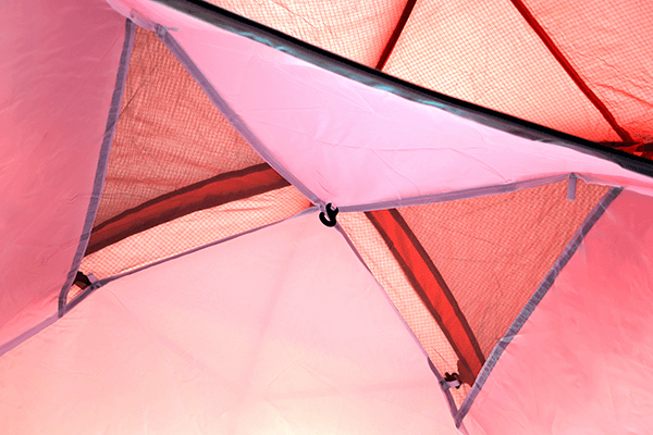 Палатка SPACE PRO 3 потолок