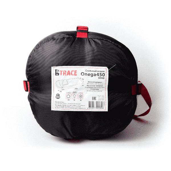 Спальный мешок BTRACE ONEGA450 летний