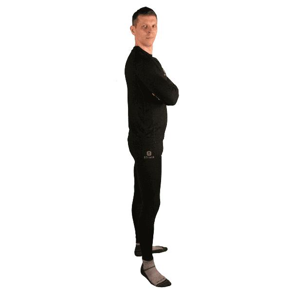 Мужское термобелье футболка BTRACE WARM MERINO