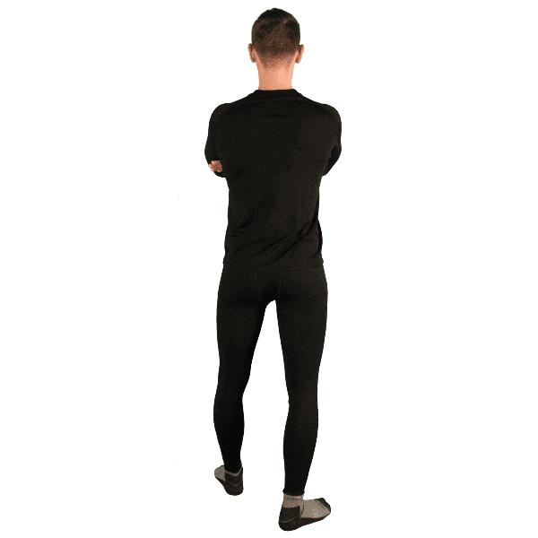 Мужское термобелье футболка с длинным рукавом