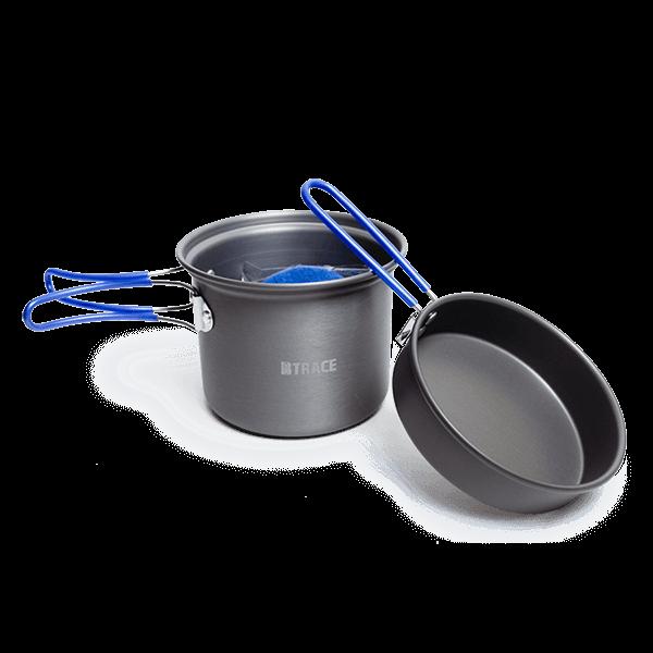 Набор посуды BTRACE 1 персона туристический