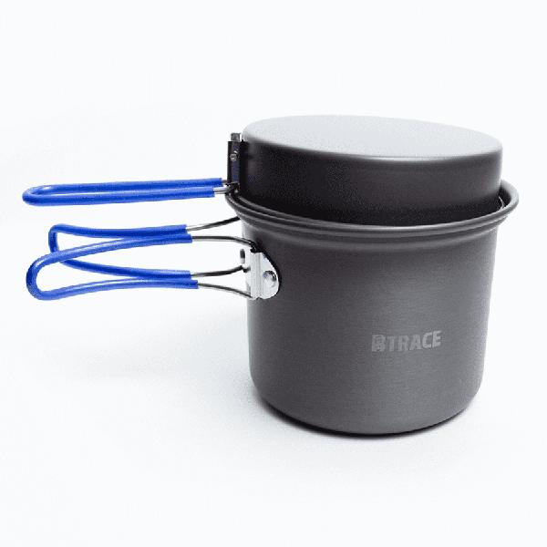 Набор посуды BTRACE 1 персона для туристов