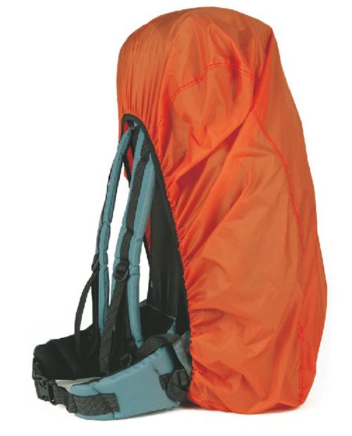 Водонепроницаемая накидка на рюкзак до 100 литров