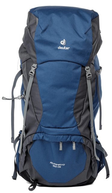 Рюкзак Deuter Alpamayo 90+15 Midnight/Graphite
